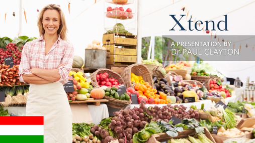 Xtend with Dr. Paul Clayton HU