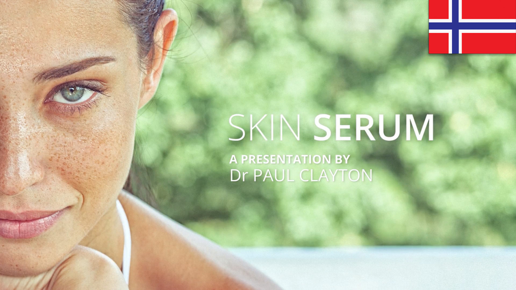 Skin Serum with Dr. Paul Clayton NO