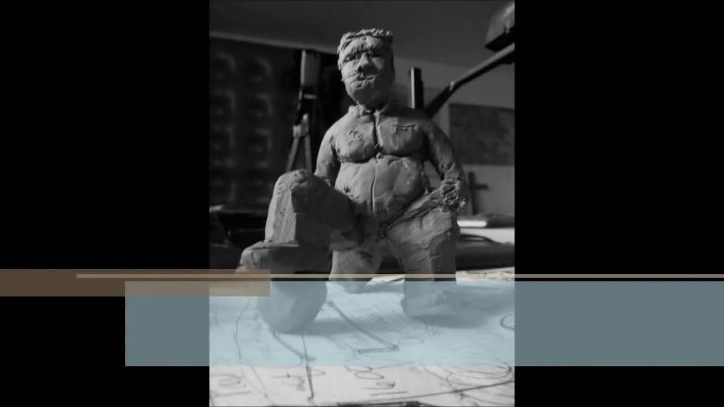 Figure Sculpture Video