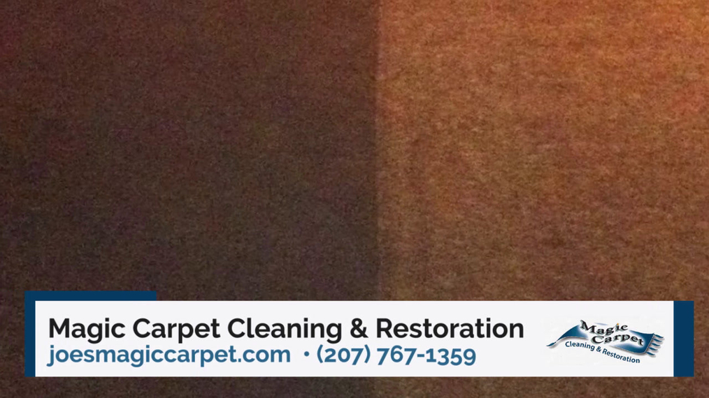 Carpet Cleaning Service in South Portland ME, Magic Carpet Cleaning & Restoration