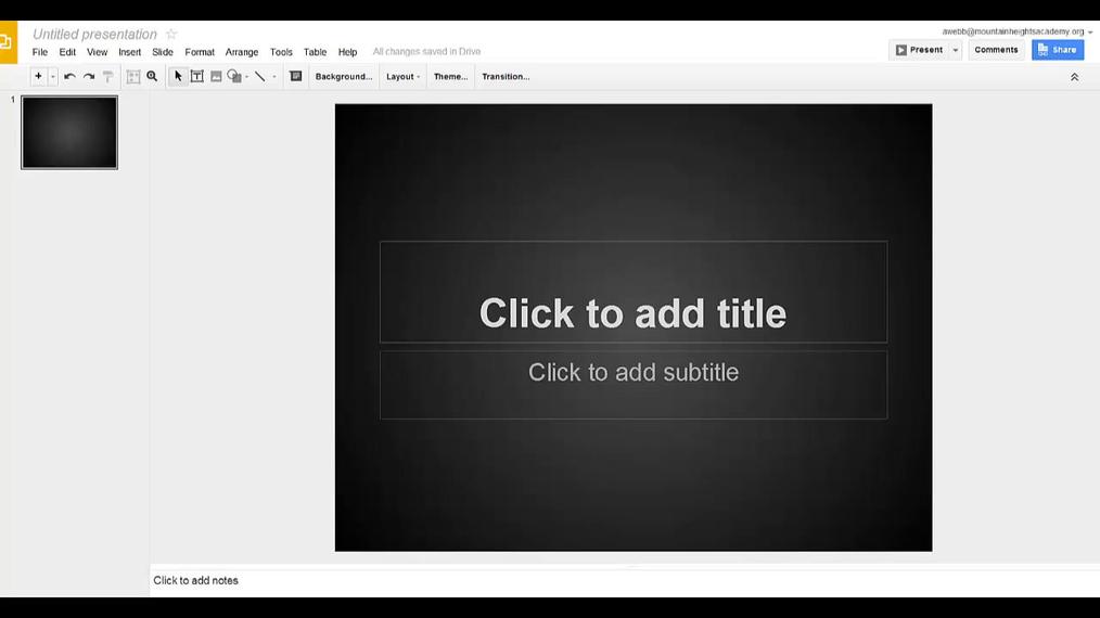 Google Presentations - Naming Your Presentation and Adding New Slides.mp4