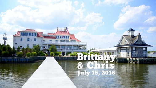 Brittany and Chris