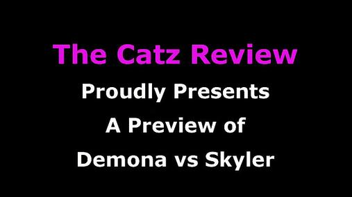 Demona vs Skyler Preview - 148