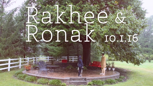 Rakhee and Ronak