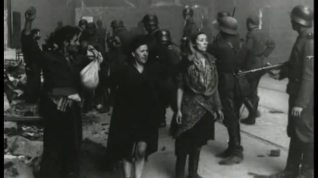 To Live and Die with Honor: The Story of the Warsaw Ghetto Uprising