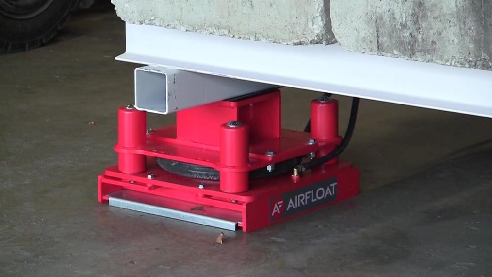 Lift Glide Air Skid