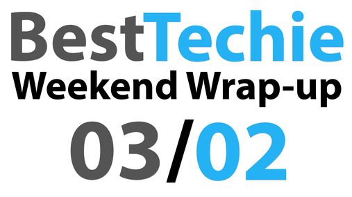 Weekend Wrap-up for 03/02/14