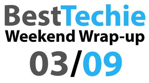 Weekend Wrap-up for 03/09/14