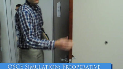 OSCE Simulation; Preoperative.mp4