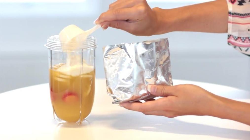 Zinzino Fruit smoothie