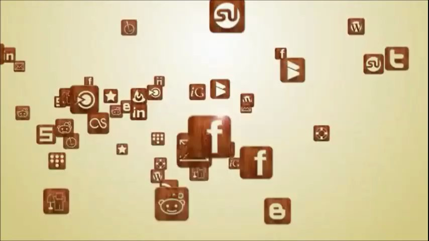 Help you with your social media channels
