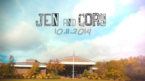Jen and Cory