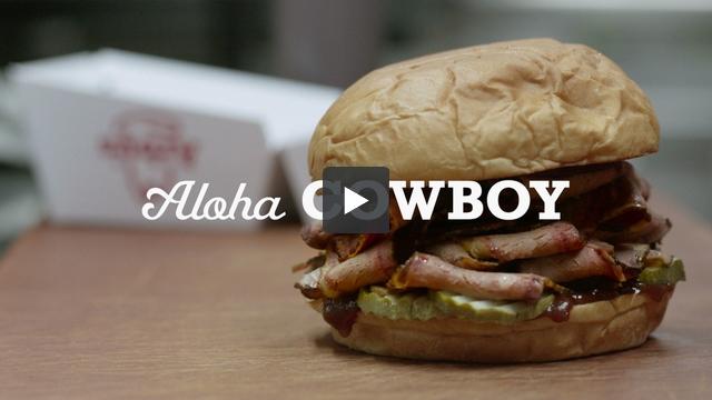 Arby's Aloha Cowboy - Fallon