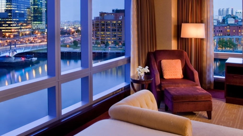 Residences at InterContinental Hotel Boston