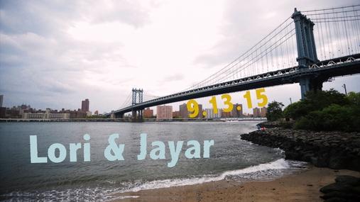 Lori and Jayar Extended