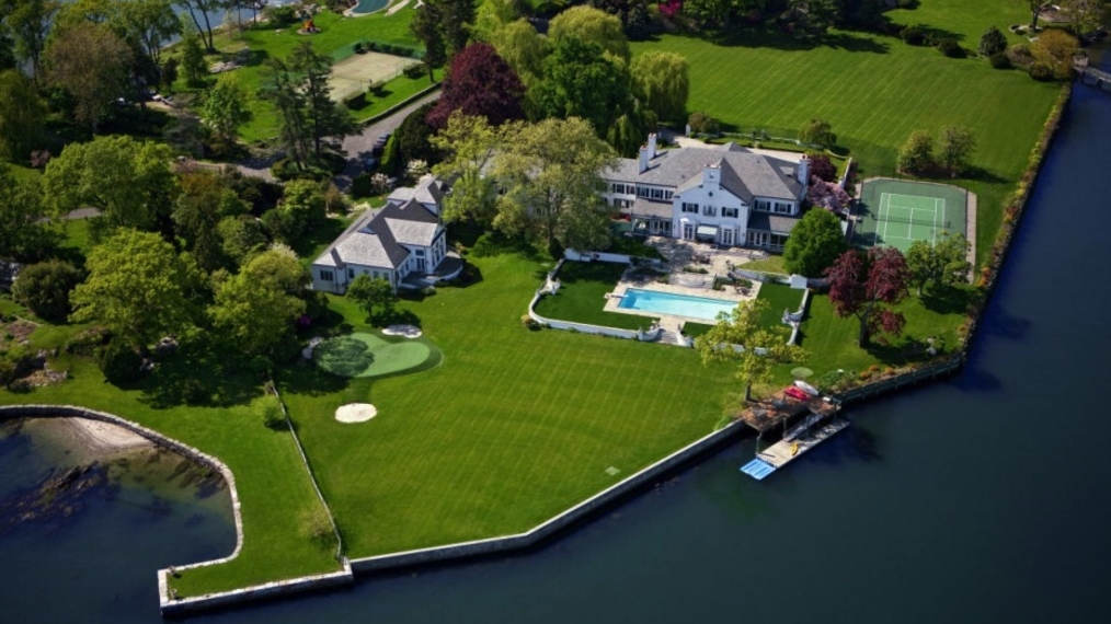 Waterfront Property in Greenwich, CT