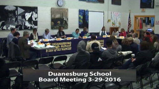 DCS Bd of Ed -- Mar 29 2016