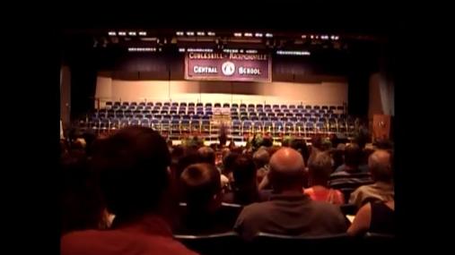 2016 CRCS Graduation