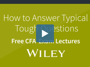 how to pass cfa level 2 in 2 months