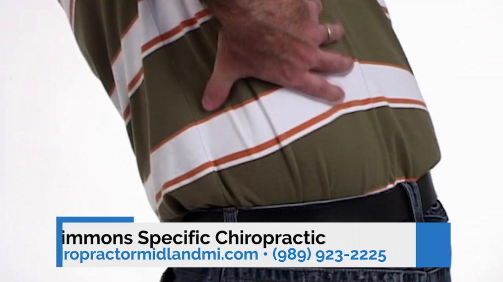 Chiropractor in Midland MI, Simmons Specific Chiropractic