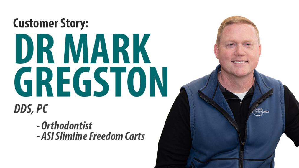 Dr. Mark Gregston, Orthodontist [66-2008]