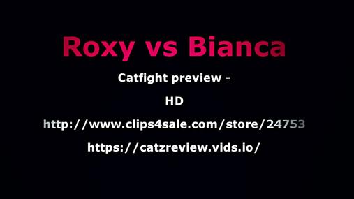 Roxy vs Bianca preview - HD