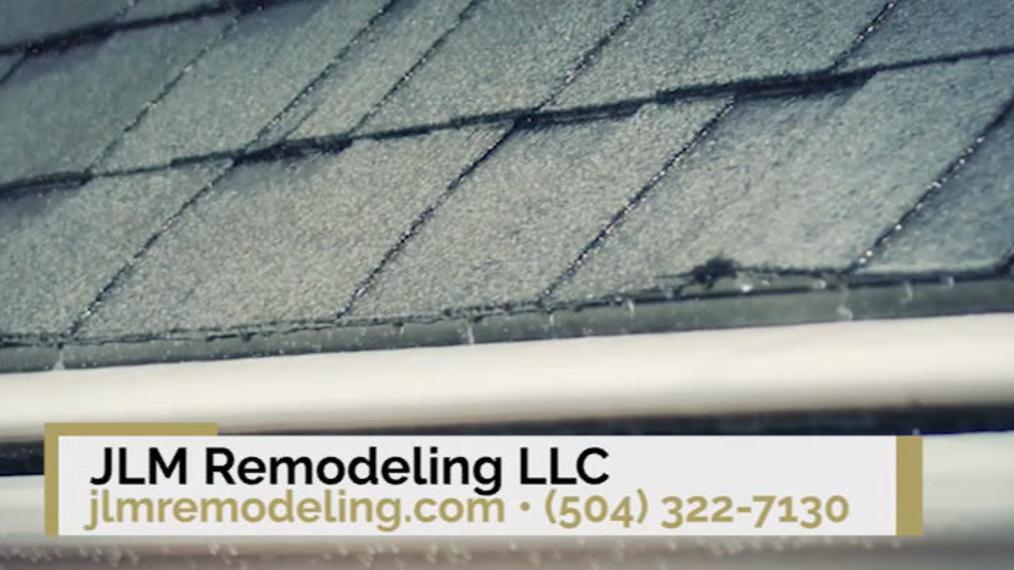 Roofing in New Orleans LA, JLM Remodeling LLC