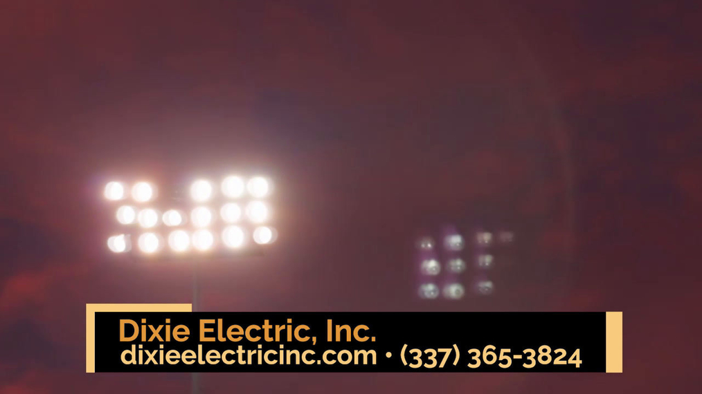 Commercial Electrician in New Iberia LA, Dixie Electric, Inc.