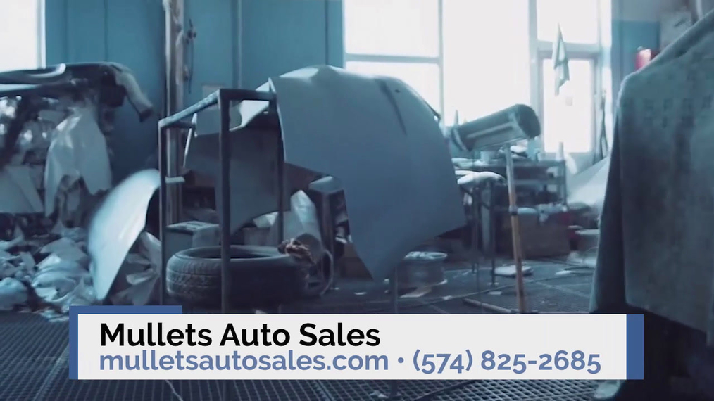 Auto Sales in Middlebury IN, Mullets Auto Sales