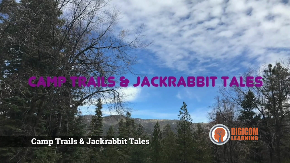 Camp Trails and Jackrabbit Tales