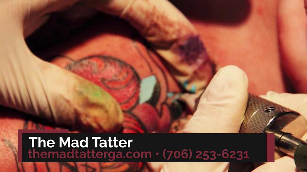 Tattoo Shop in Jasper GA, The Mad Tatter