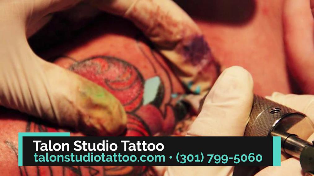 Tattoo Shop in Boonsboro MD, Talon Studio Tattoo