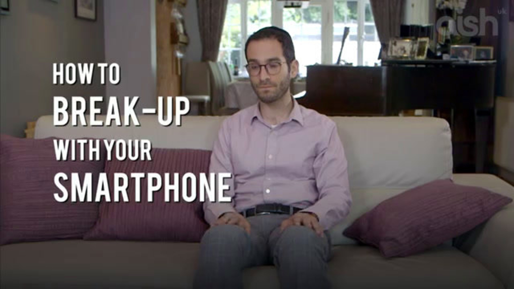 How to BREAK-UP with your Smartphone