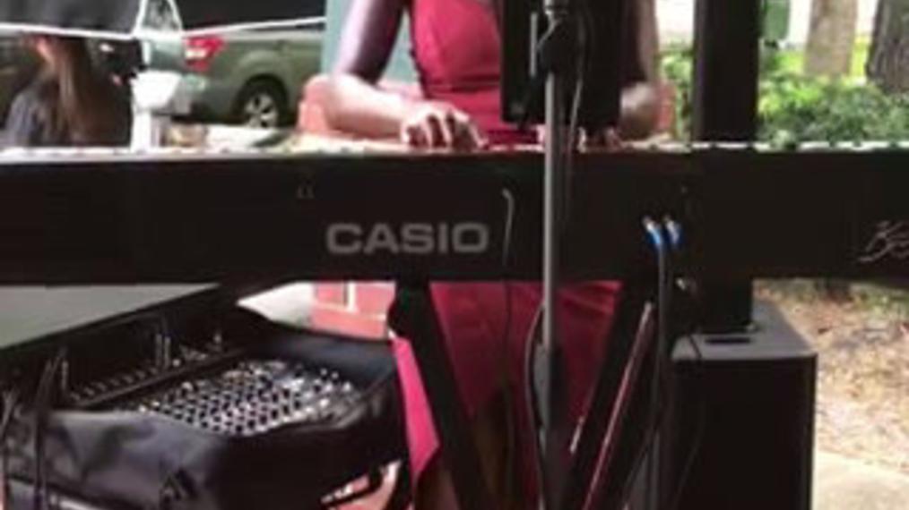 Musician K.T.