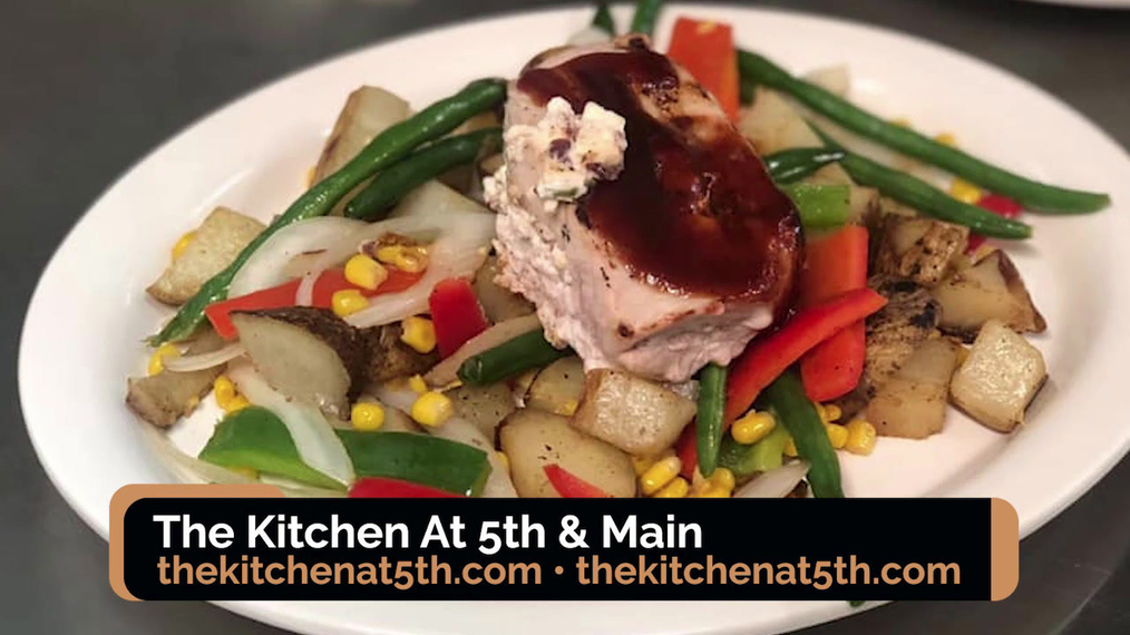Restaurants in Mitchell IN, The Kitchen At 5th & Main