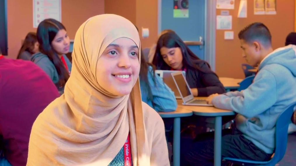 Stephanie Bronson Classroom Profile