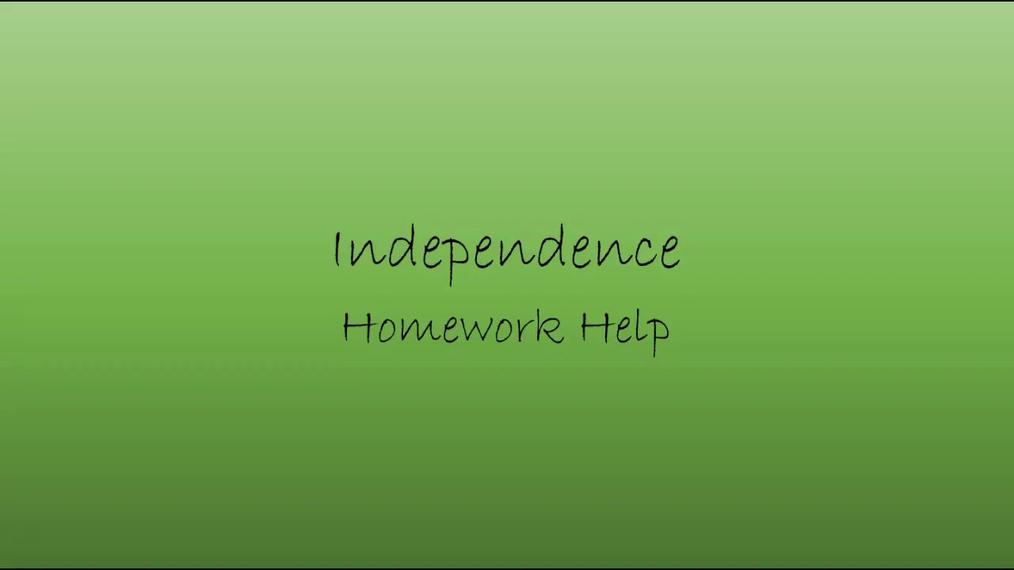 Precalc Independence Homework Help.mp4