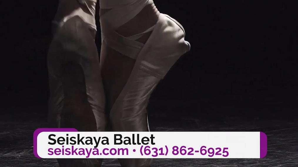 Ballet Classes in Saint James NY, Seiskaya Ballet