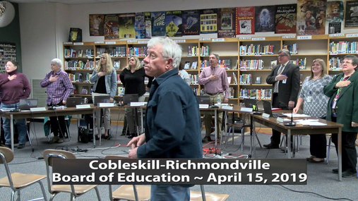 CRCS BOE Workshop -- 4-15-19
