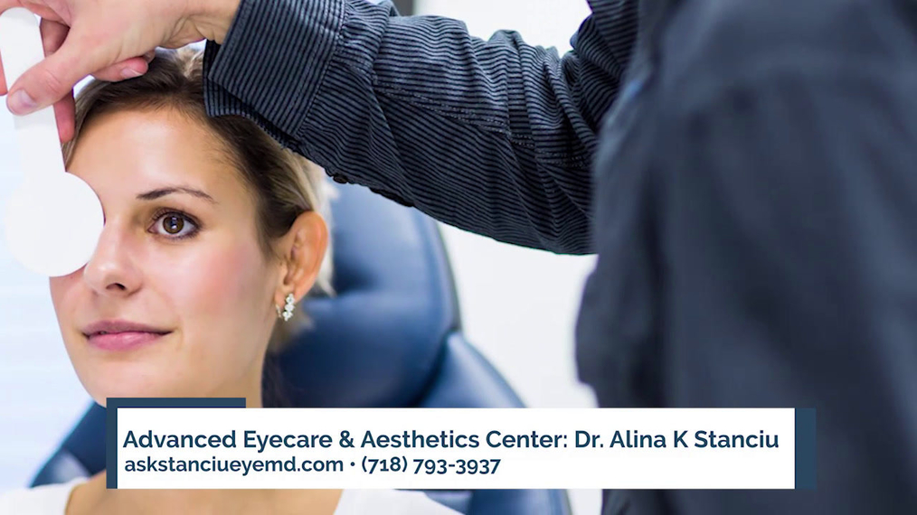 Eye Doctor /  Surgeon in Forest Hills NY, Advanced Eyecare & Aesthetics Center: Dr. Alina K Stanciu
