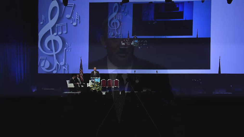 NFDA 2018 Service of Remembrance