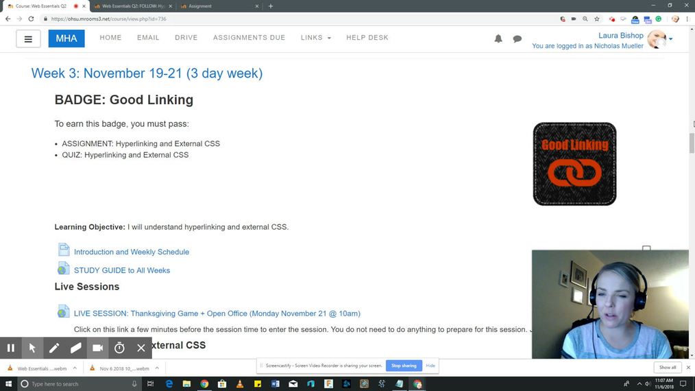 Web Essentials Q2 Week 3 Intro.webm