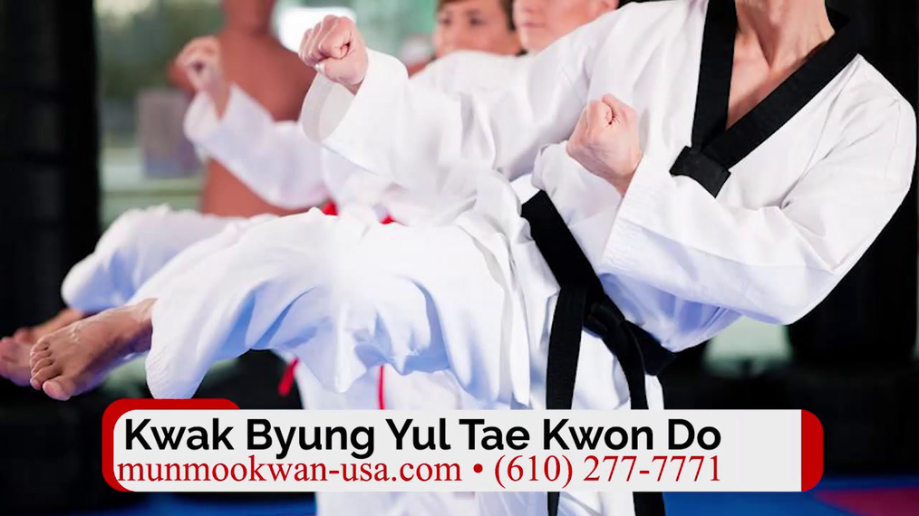 Tae Kwon Do in Blue Bell PA, Kwak Byung Yul Tae Kwon Do