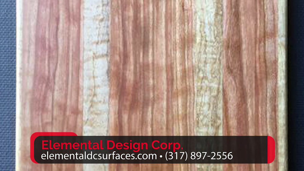Countertops and Surfaces  in Indianapolis IN, Elemental Design Corp.