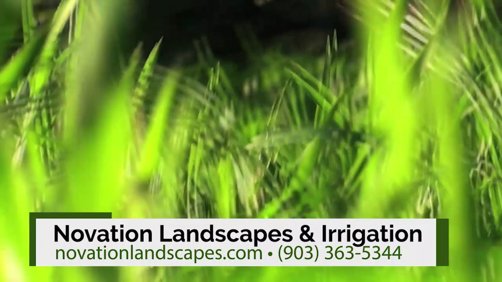 Landscaping Contractor in Tyler TX, Novation Landscapes & Irrigation