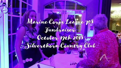 Access in the Community - Marine Corps League #708 Gala
