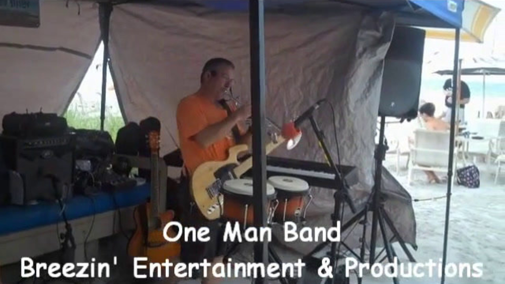 Breezin' Enertainment One Man Band.mp4