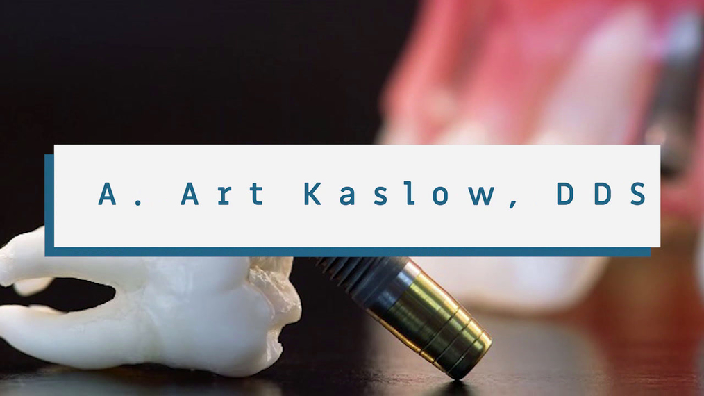 Dental Implants in Solvang CA,  A. Art Kaslow, DDS