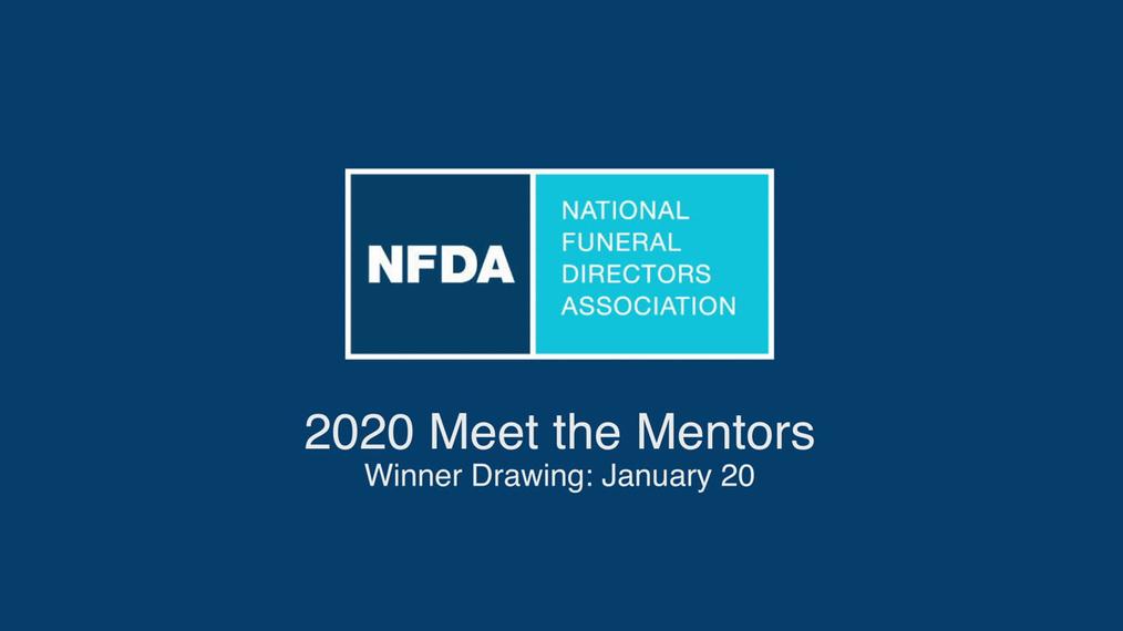Meet the Mentors Winners - January 20, 2020
