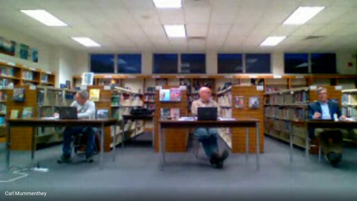 CRCS Board of Education 3-23-2020 Virtual Meeting.